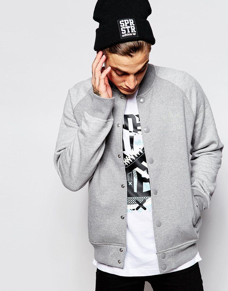 adidas fleece jacket xxl