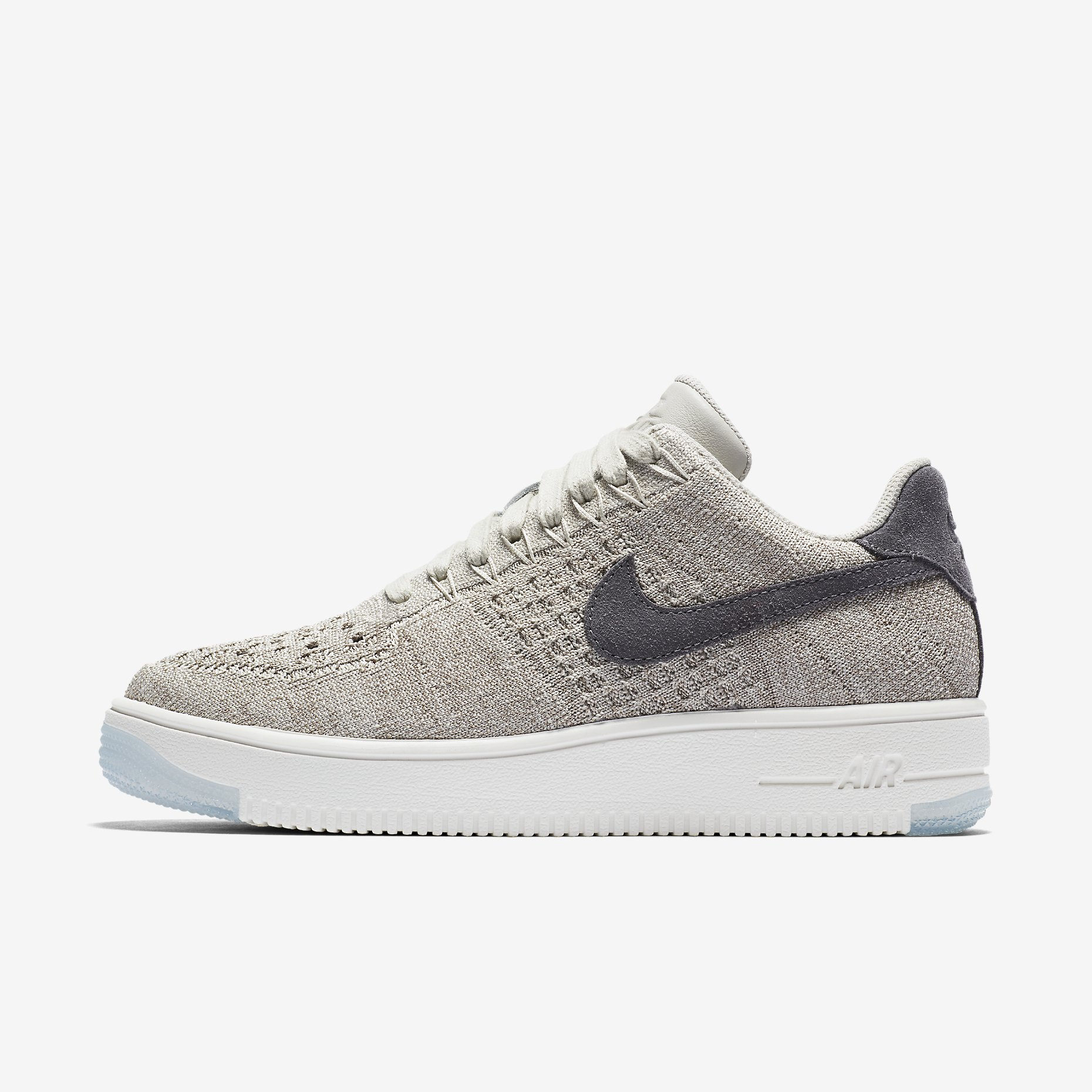 new concept 98aab 10f4a Air Force 1 Flyknit Low