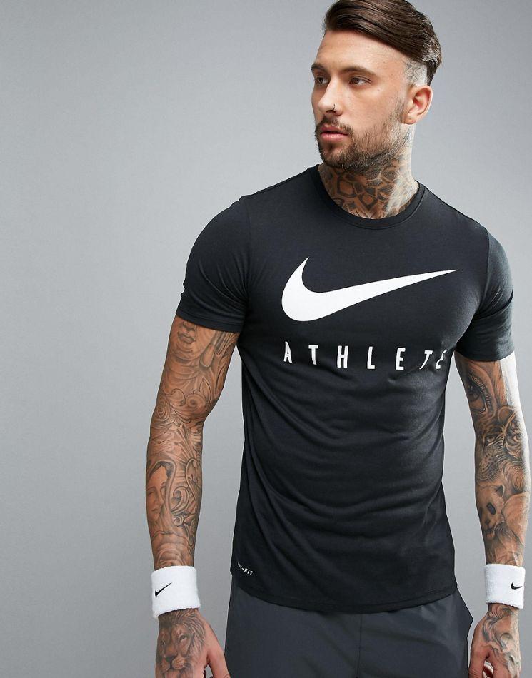 tee shirt nike training